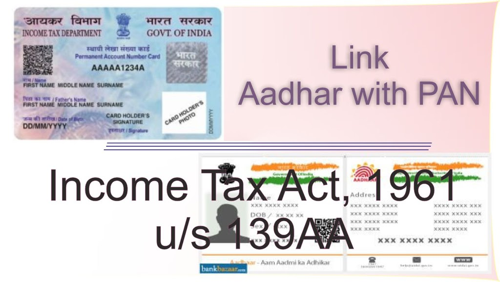 Penalty u/s 139AA for not linking Aadhar with PAN