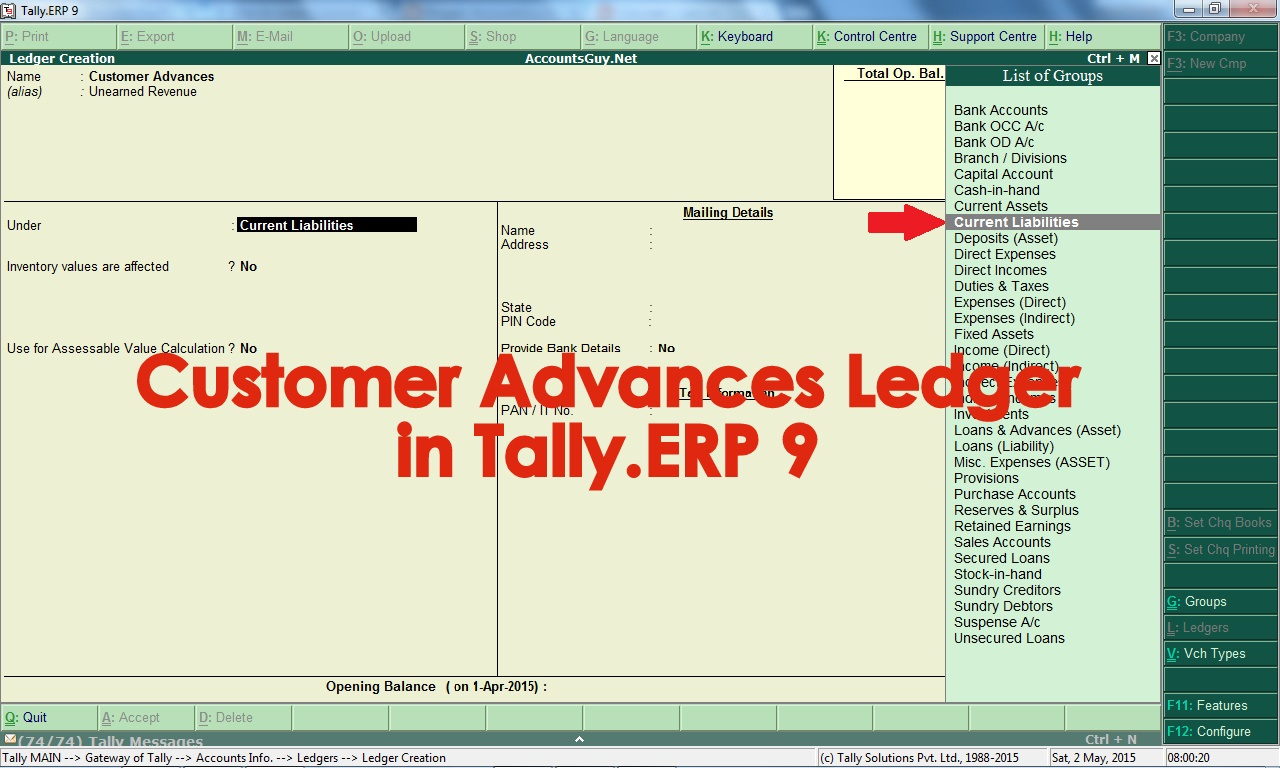 tally erp 9 customer care no